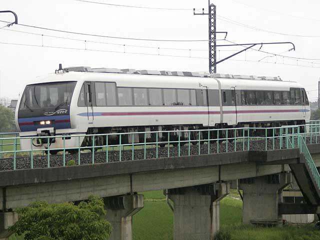 臨時「マリンライナーはまなす号」 7000形 (7001) JR鹿島線 ... 臨時「マリンライ