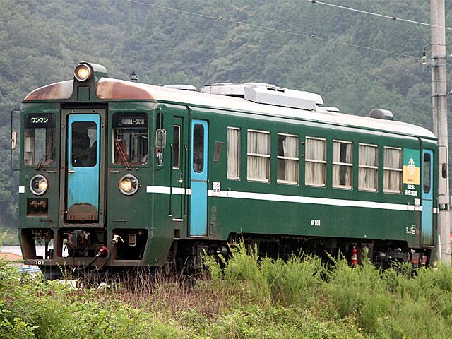 MF100形 | MF101 | 京都丹後鉄道...