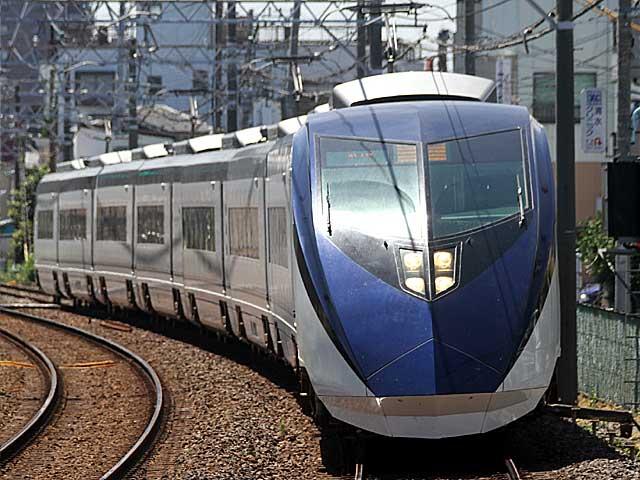 スカイライナー | 新AE形 | 京成本線 | お花茶屋 | とれぱ21 | 鉄道総合情報サイト